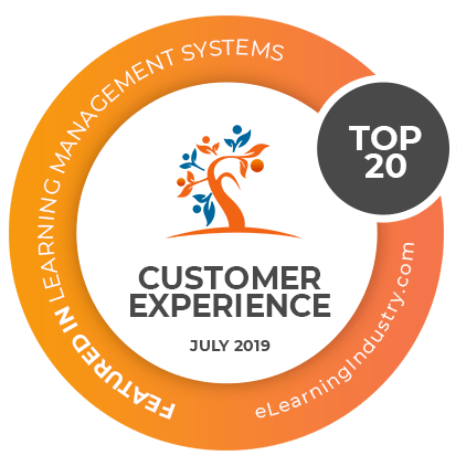https://elearningindustry.com/wp-content/uploads/2019/07/customer-experience-badge-2019-july.png