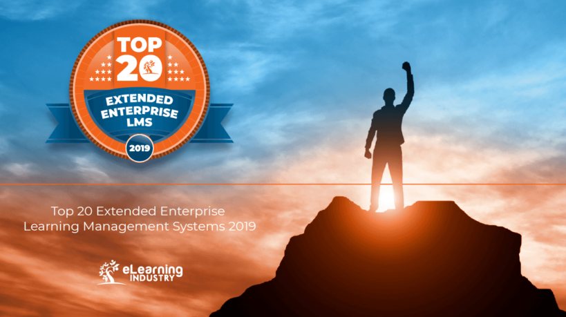 The Top 20 Extended Enterprise Learning Management Systems (update 2019 - DRAFT)