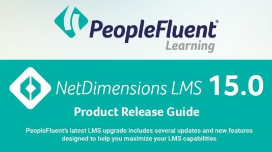 NetDimensions LMS 15.0 Enhances User Experience, Increases Optimization