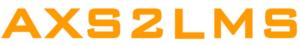 AXS2LMS logo