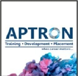 Aptron Gurgaon logo