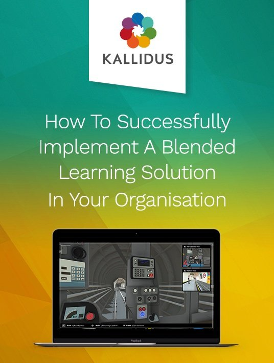 How To Successfully Implement A Blended Learning Solution In Your Organization