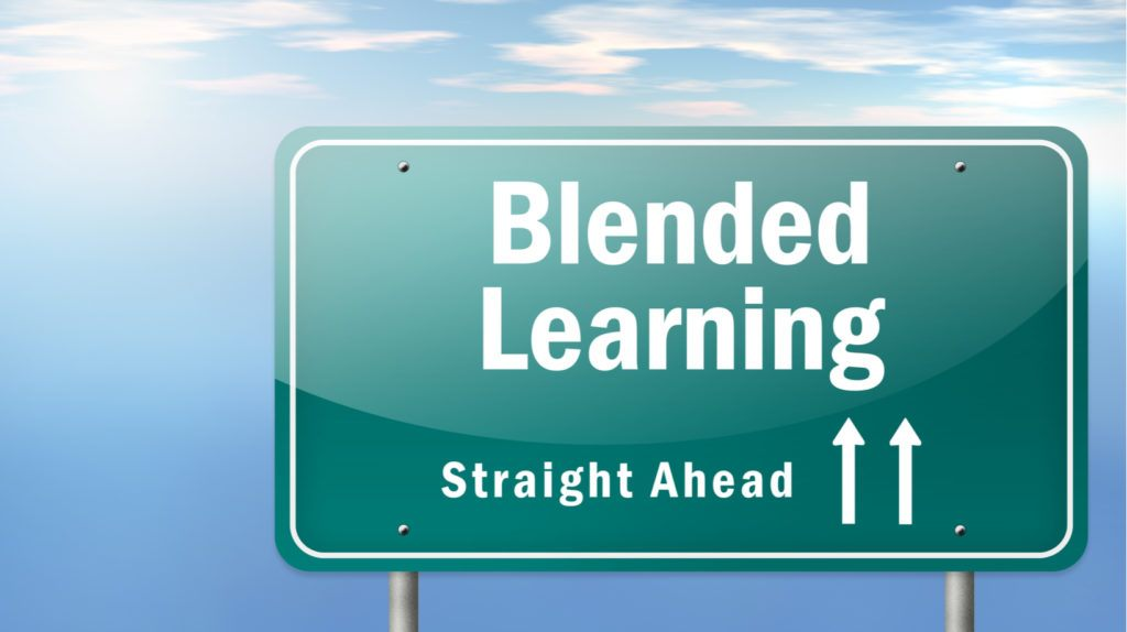 LMS-Supported Blended Learning Program