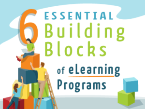 6 Essential Building Blocks Of eLearning Programs image