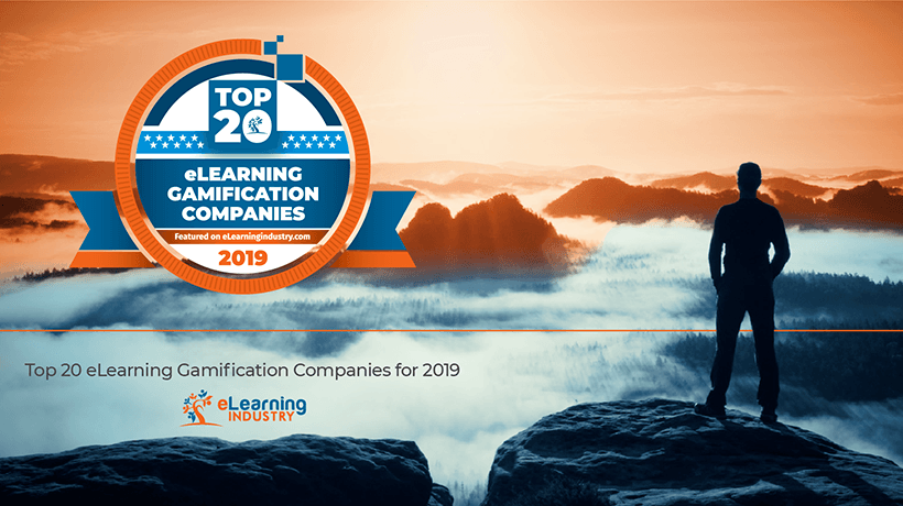 Top eLearning Gamification Companies 2019