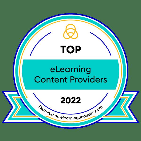 Top eLearning Content Development Companies (2022 Update)