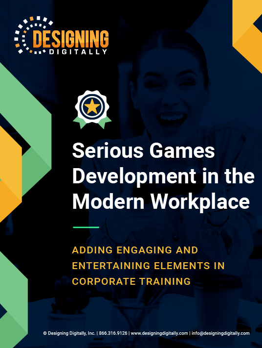 Free Ebook: Serious Games Development In The Modern Workplace