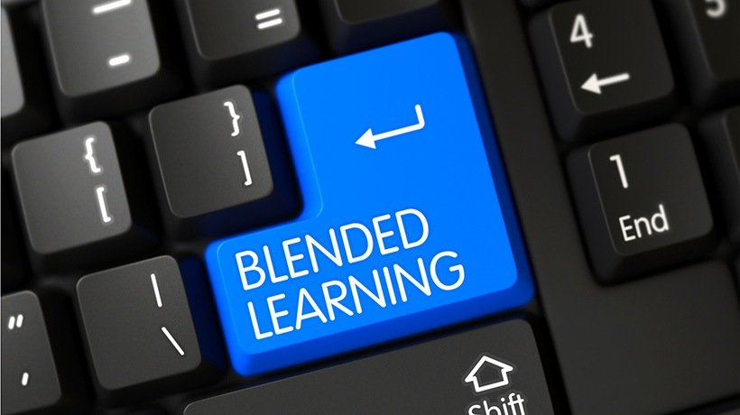A Blended Learning Approach For Online Training