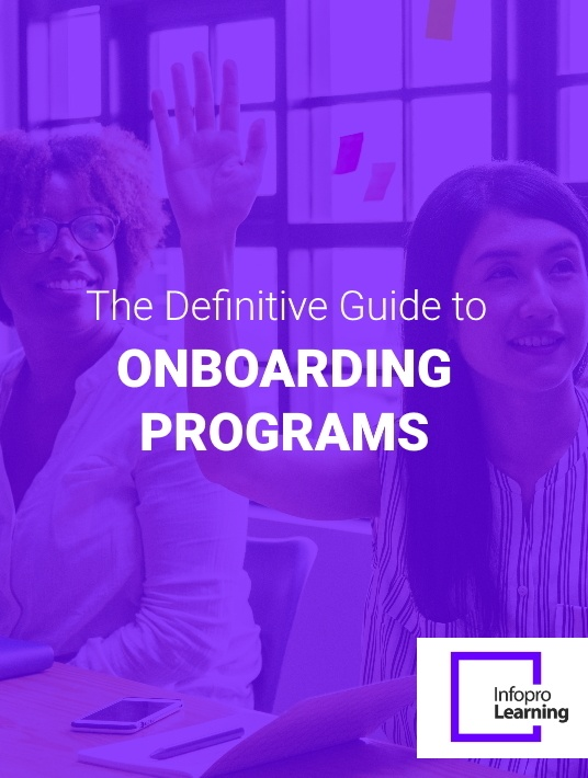 eBook Release: The Definitive Guide To Onboarding Programs