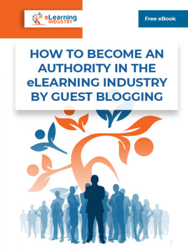 How To Become An Authority In The eLearning Industry By Guest Blogging