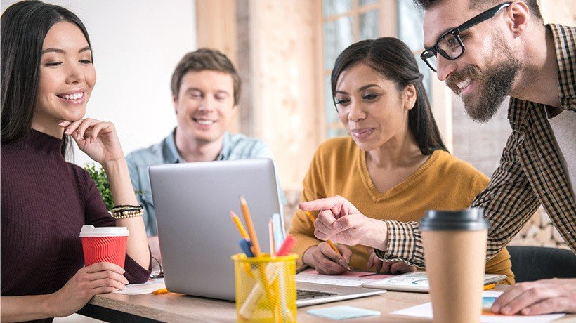 eLearning Team: Boost Engagement And Productivity