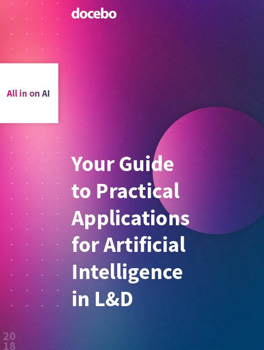 All In On AI: Your Guide To Artificial Intelligence In L&D