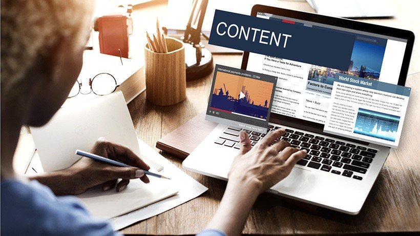 Learn How To Create Online Content