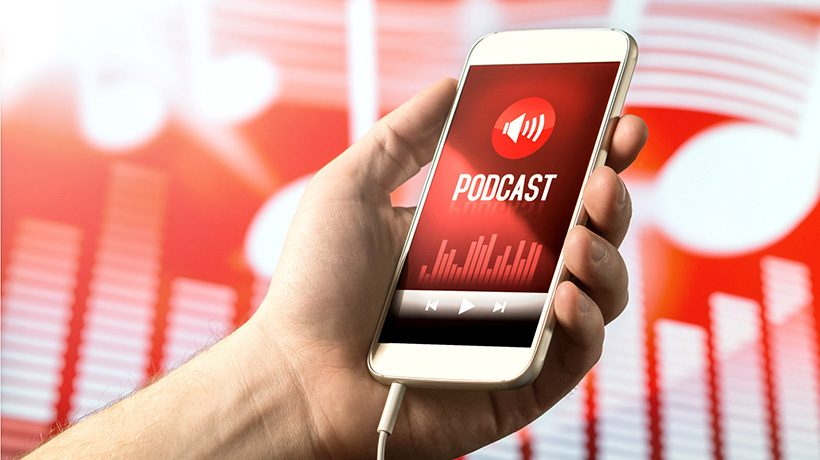 Using Podcasts As Inspiration