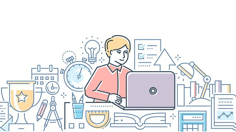 Visual Design Tips For eLearning Professionals