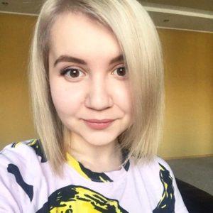 Photo of Anastasia Shcherbina