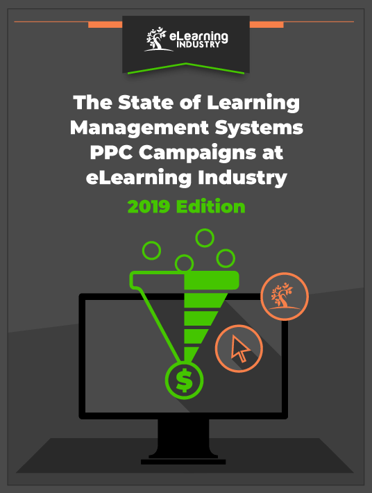 PPC Campaigns Infographic 2019 for Learning Management Systems - cover image