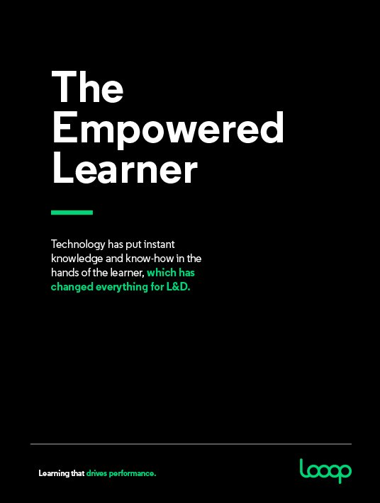 The Empowered Learner