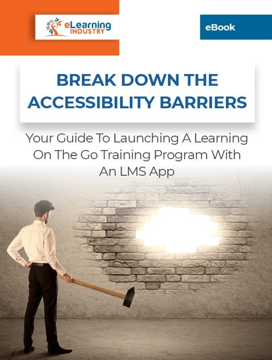 Break Down The Accessibility Barriers: Your Guide To Launching A Learning On-The-Go Training Program With An LMS App
