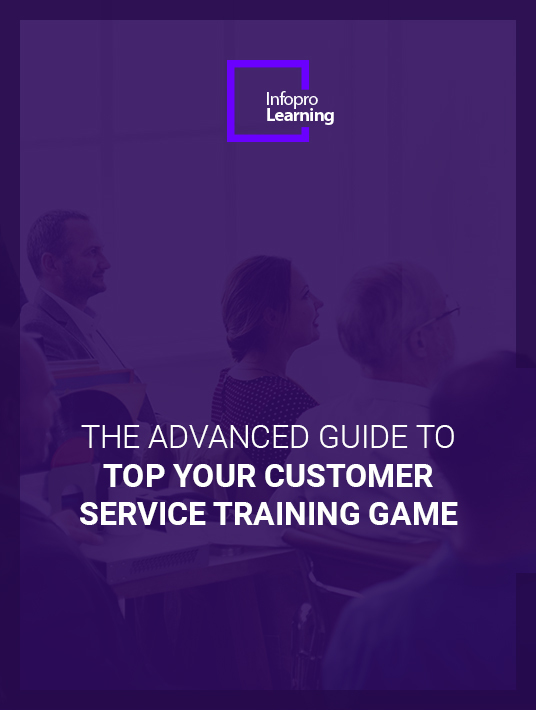 The Advanced Guide To Top Your Customer Service Training Game