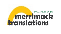 Merrimack Translations logo