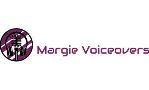 Margie Voiceovers logo