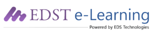 EDST e-Learning logo