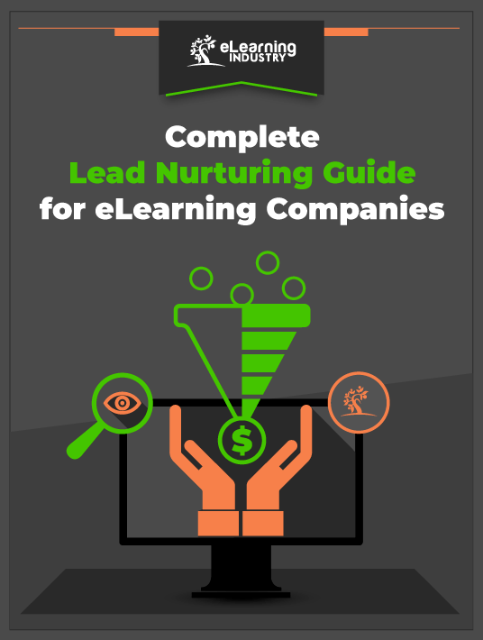 eBook Release: How To Ace Your Lead Nurturing Campaign In The eLearning Niche