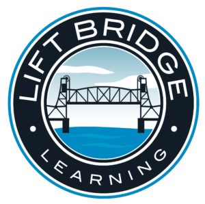 Lift Bridge Learning logo