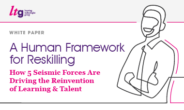 Strategies To Reskill The Global Workforce: LTG Launches New White Paper