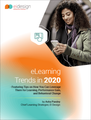 EI Design Publishes An eBook On eLearning Trends In 2020