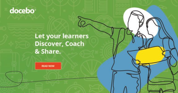 Docebo Closes The Loop On Social Learning With Discover, Coach & Share