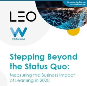 LEO Learning And Watershed's 4th Annual Learning Measurement Survey Launched