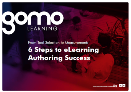 Gomo Experts Reveal eLearning Authoring Best Practices in New eBook