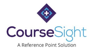 CourseSight The Training Management System logo