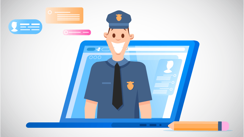 "Training Design: Get Inspired By The TV Show ""Cops"""