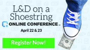 2020 L&D On A Shoestring Online Conference