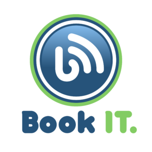 Book-IT LMS logo