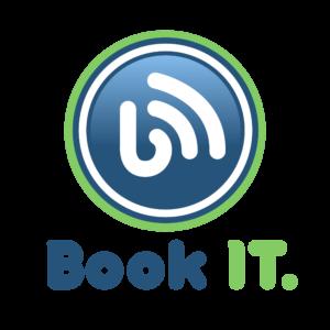 Book-IT LMS logo