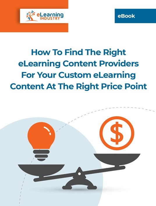 How To Find The Right eLearning Providers For Your Custom eLearning Content At The Right Price Point