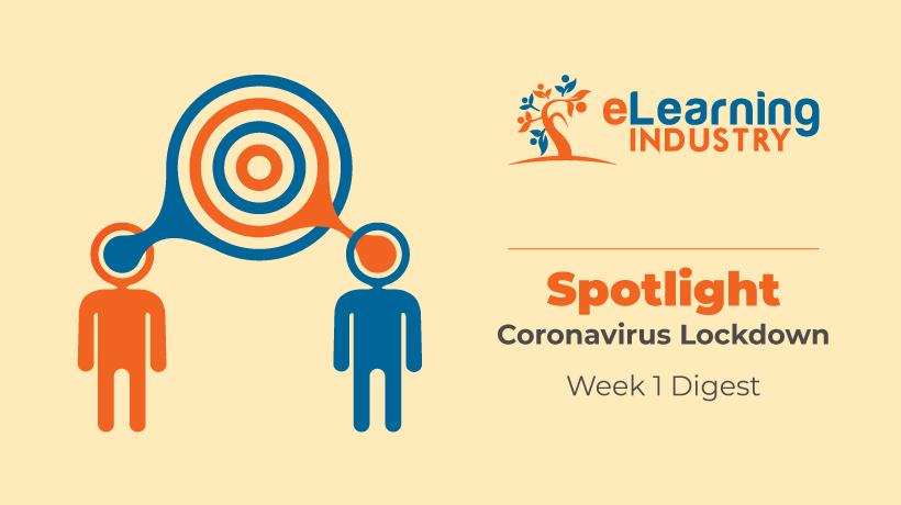Spotlight: Coronavirus Lockdown—Week 1 Digest