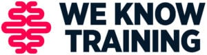 We Know Training logo