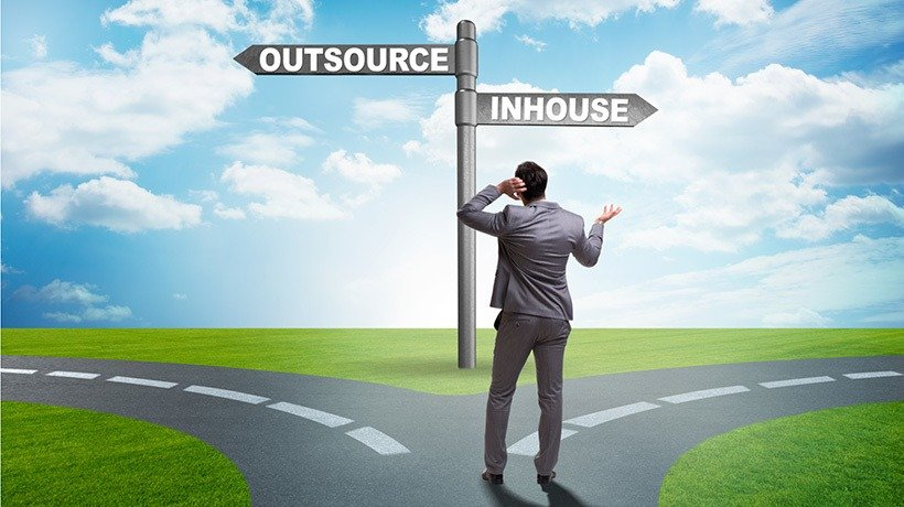 eLearning – To Outsource or Develop In-house_That's the Question