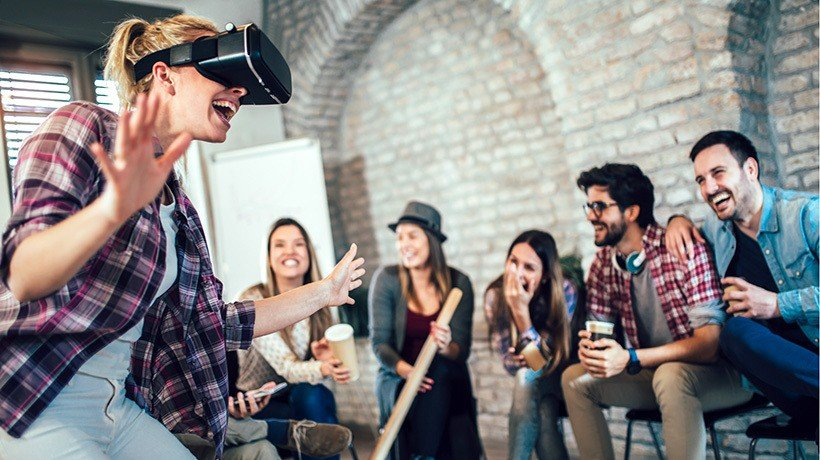 Enhance Employee Training With Immersive Learning