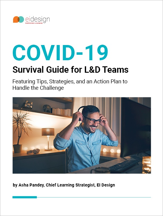 eBook Release: COVID-19 Survival Guide For L&D Teams
