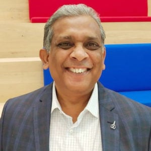 Photo of Dr. RK Prasad