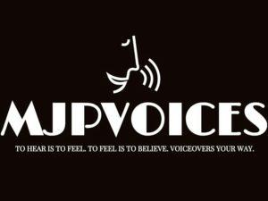 MJPVOICES logo