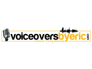 Voice Overs by Eric logo