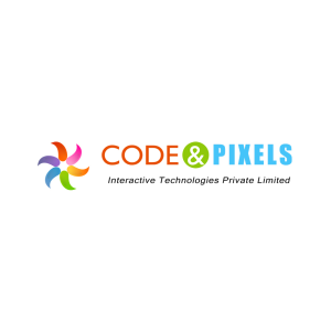 Code and Pixels Interactive Technologies Pvt Ltd logo
