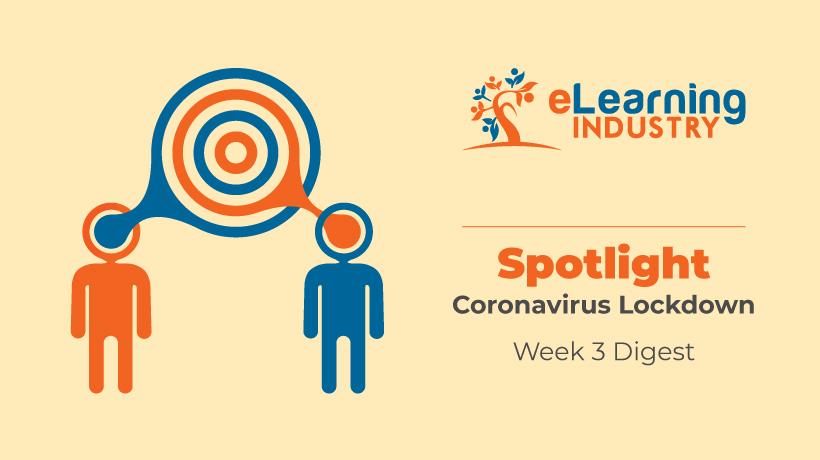 Spotlight: Coronavirus Lockdown—Week 3 Digest
